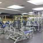 Weight Room (Plate Loaded)