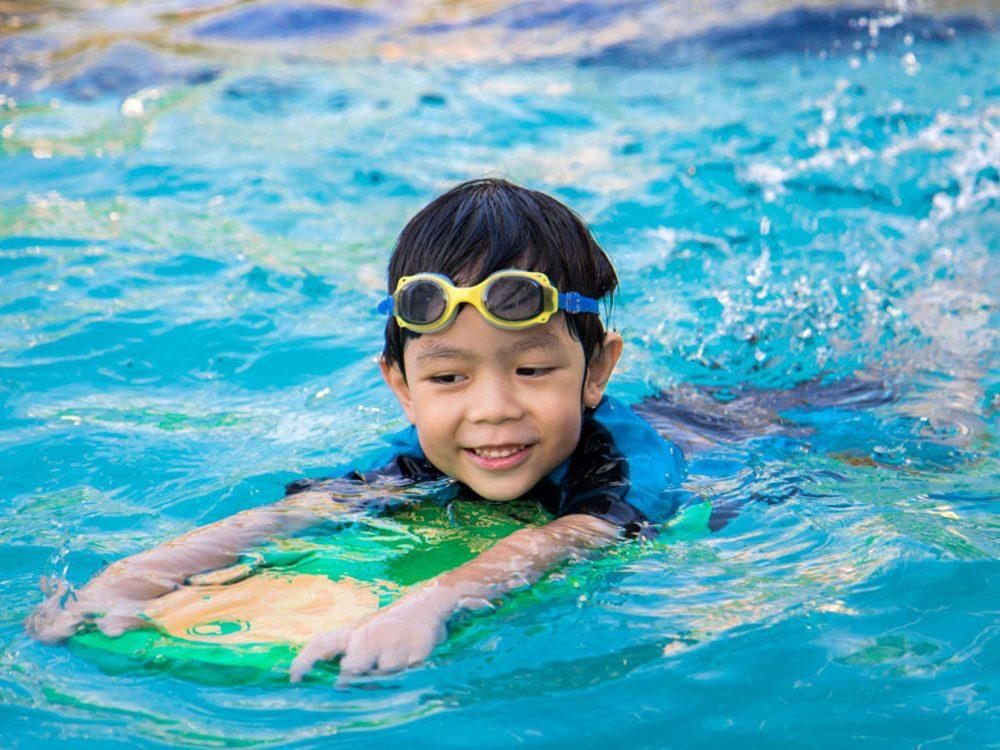 swim lessons info